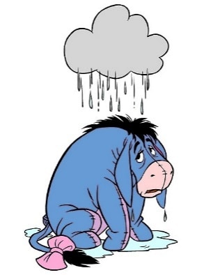 Image result for eeyore images